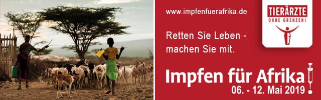 Aktionstag Impfen für Afrika!